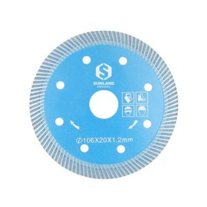 Sunland Diamon Saw Blade 106mm