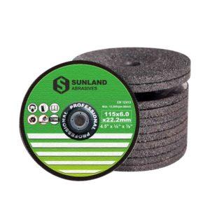 Sunland Grinding Discs 115x6x22