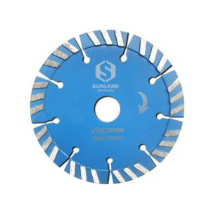 Turbo Diamond Saw Blade